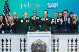 Heads of the SAP Qualtrics IPO Unit
