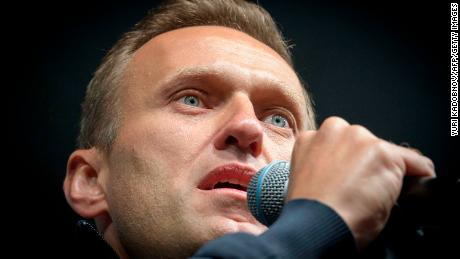 Russian opposition leader Alexei Navalny tricks a spy into revealing how he was poisoned