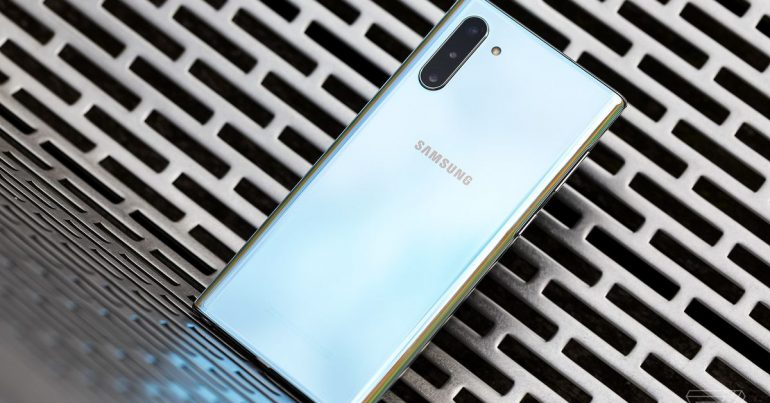 Samsung's One UI 3.0 update is starting to appear on Galaxy Note 10 devices