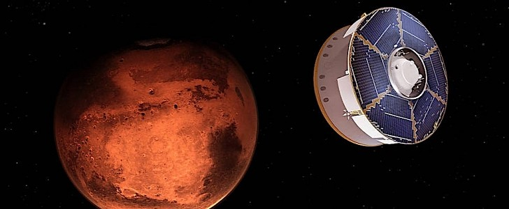 1-Minute Trailer for the Perseverance Mars Landing Previews an amazing experience