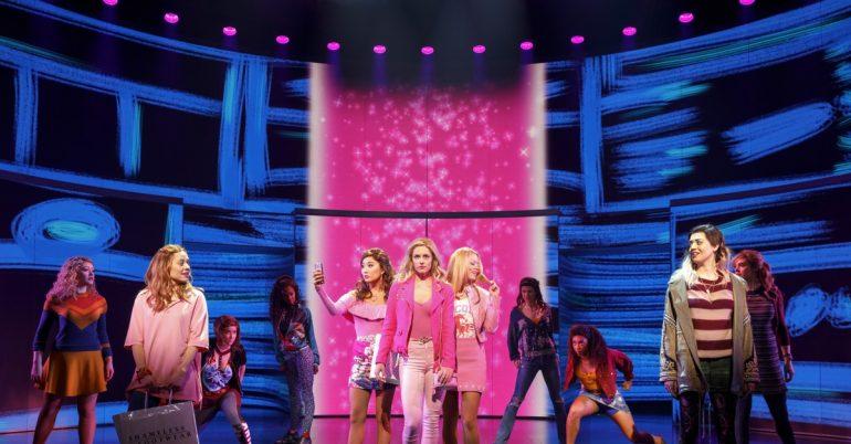 The Girls' Musical has closed on Broadway amid the ongoing coronavirus shutdown