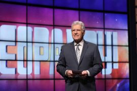 Alex Trebek praises Jeopardy with nostalgia for its latest show