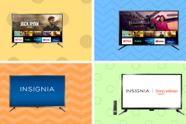 Fire TV Edition HD and 4K TVs are available for sale on Amazon