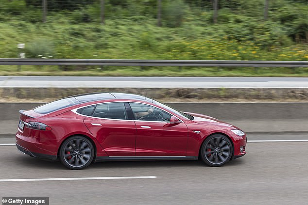 A possible defect affecting the rear view cameras and air conditioning systems that defog the windows for the Model S (pictured) and Model X cars