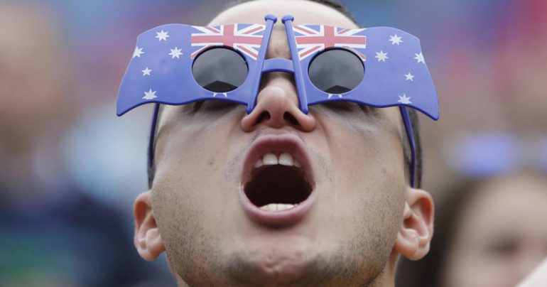 Australia Changes Word in Anthem to Honor Indigenous People