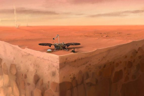 "NASA says the ""mole"" on Mars will not be drilled any longer"