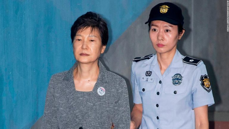 Park Geun-hye: The Supreme Court of South Korea has upheld the 20-year prison sentence of a former leader