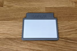 Sensil Touchpad Hands-On | Engadget
