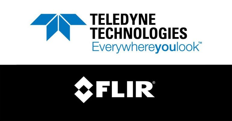Teledyne is purchasing FLIR to create a supermarket sensor with thermal and laser vision