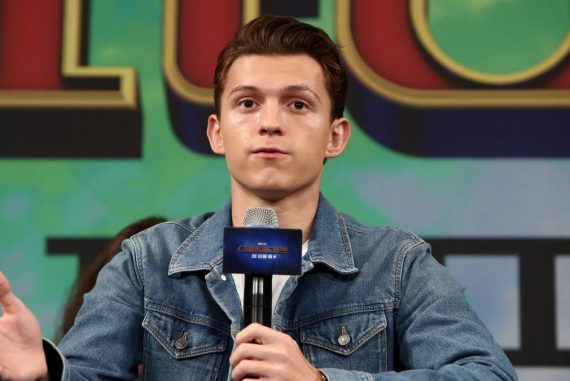 Tom Holland found out it was Spider-Man from a blog post