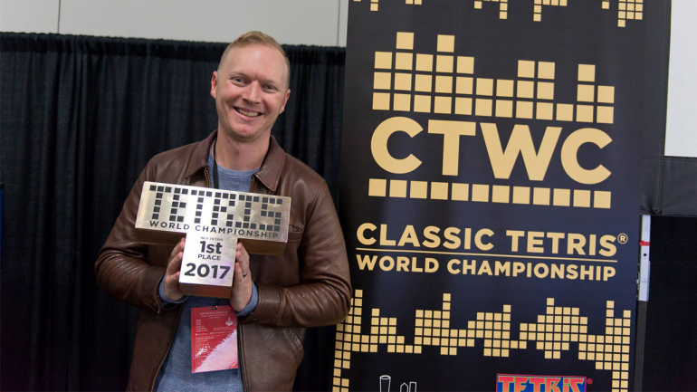 Multi-time Classic Tetris World Champion Jonas Neubauer passes away