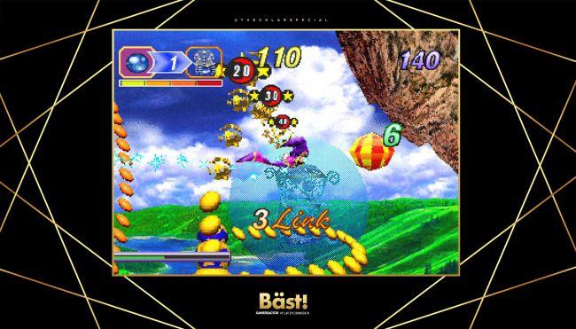 The best: Sega
